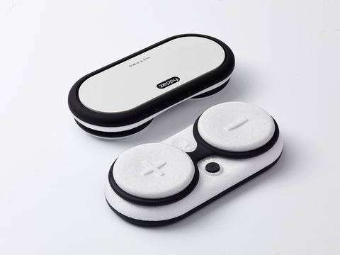 Zeppy Soundbuddy, WHITE
