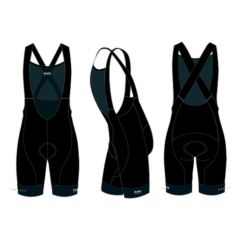 Addict - Aero bib shorts Woman
