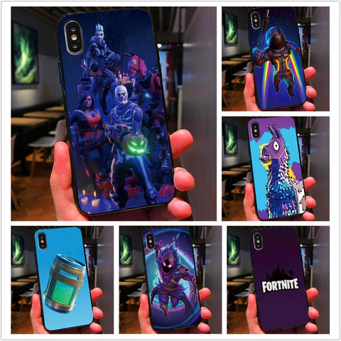 Phone Case For Iphones & Samsung Galaxy