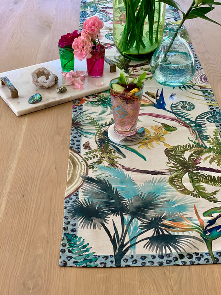 Botanical Table Runner