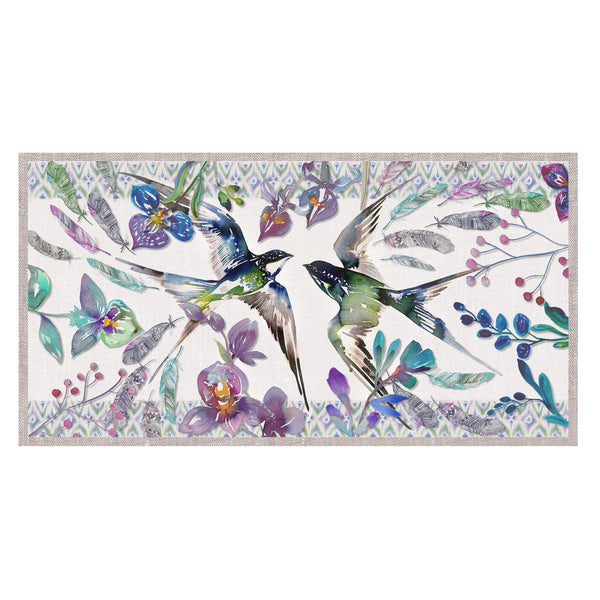 Swallow Cushion Cover Large