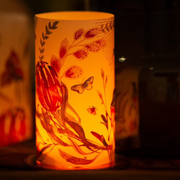 Colour Fynbos Candle Shade
