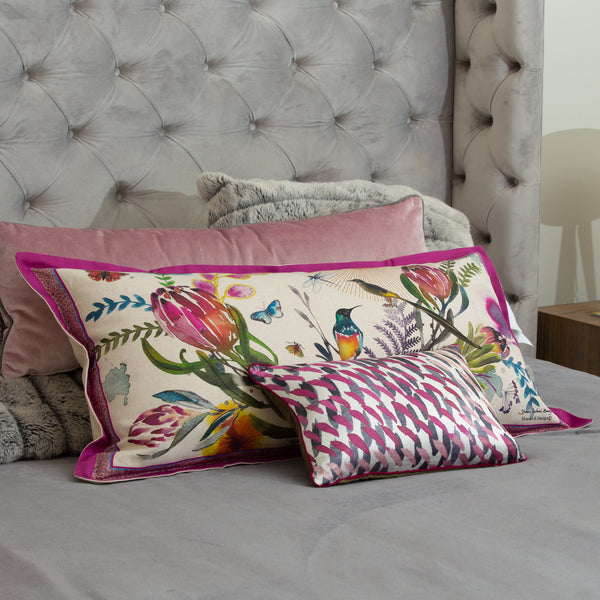 Colour Fynbos Cushion Cover Large