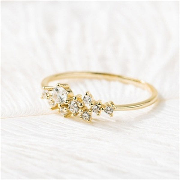 Stylish Rhinestone Women's Ring - flipkarto