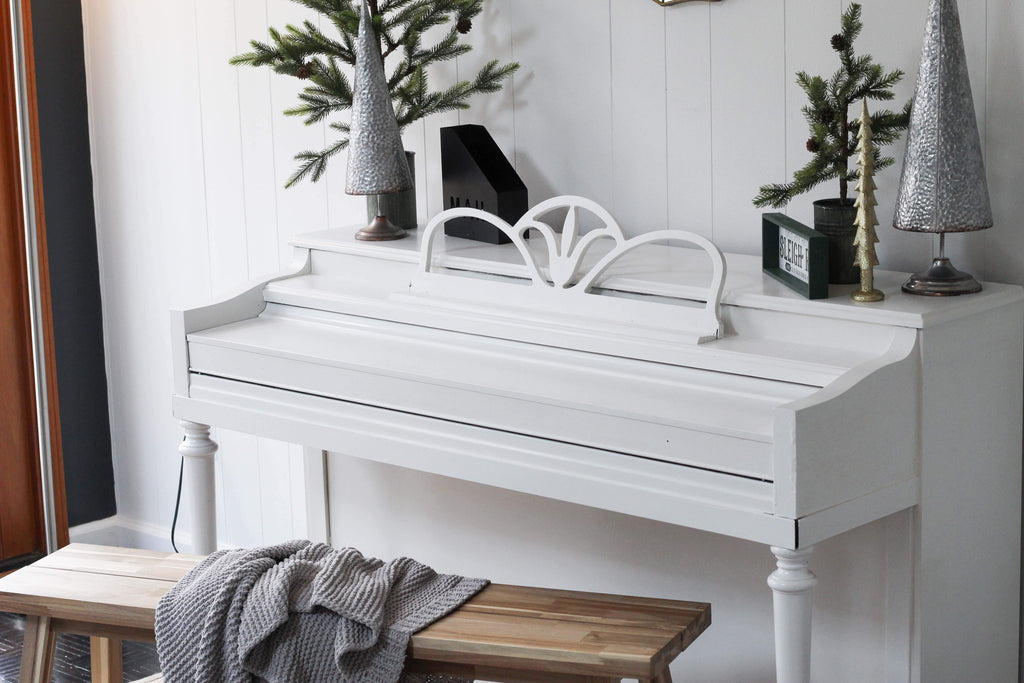 Give Your Old Piano an Updated Look