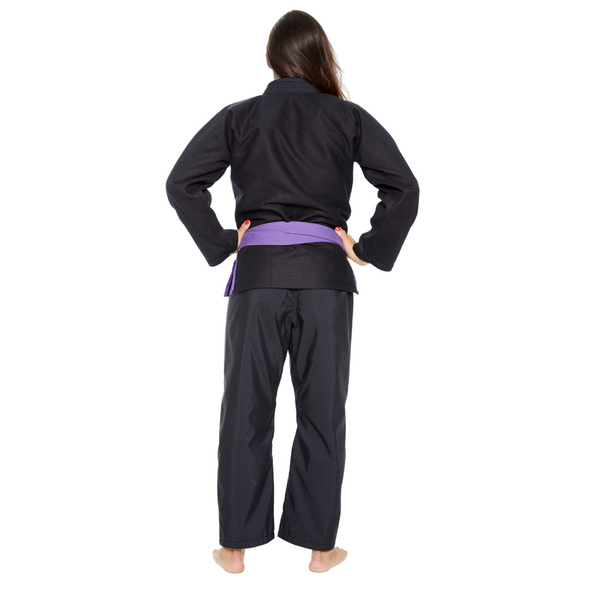 Women's Ultra Light Gi 2.0 - Black