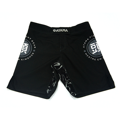 Comp 18 Fight Short - Black