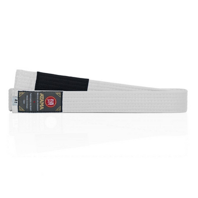 BJJ Ranked Belt - White
