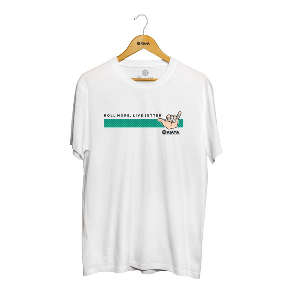 Kids Live Better Tee - White