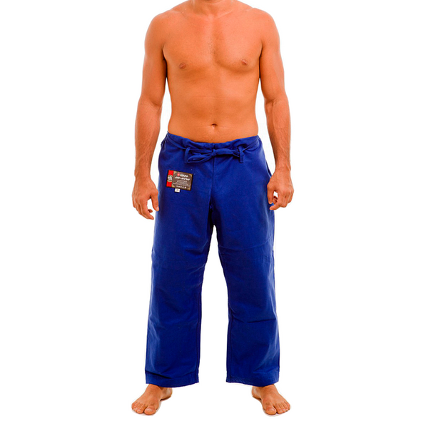 Traditional Pants - Blue