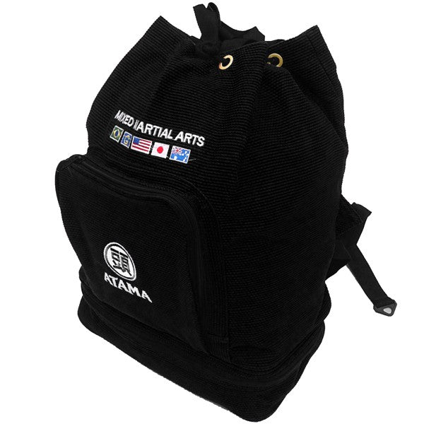 Black Atama GI Backpack