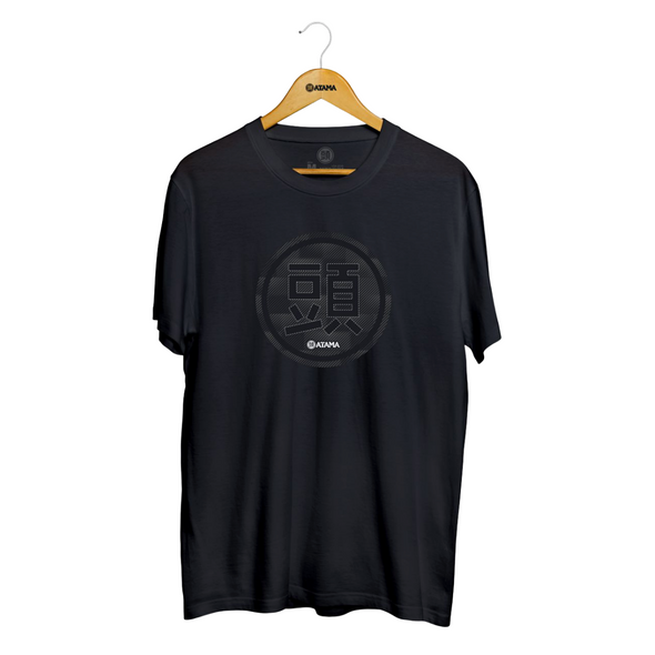 Kids Stitches Tee - Black