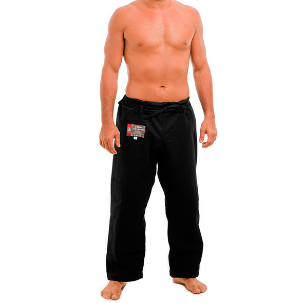 Traditional Pants - Black