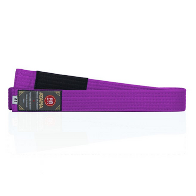 BJJ Ranked Belt - Purple