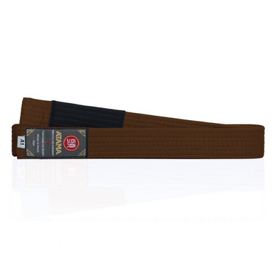 BJJ Ranked Belt - Brown