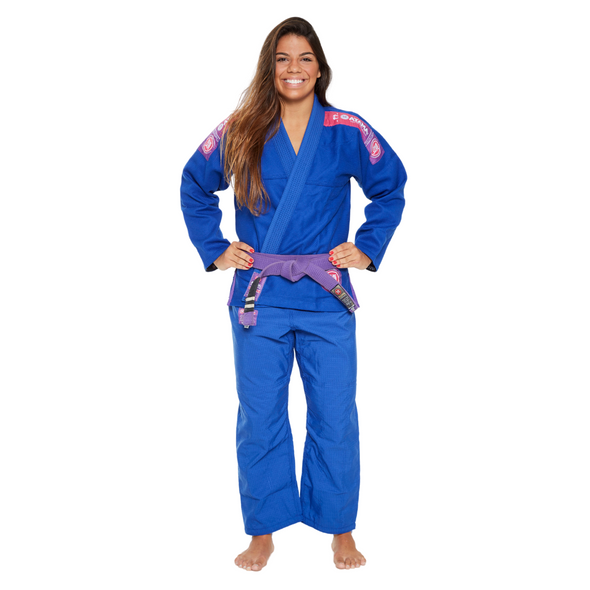 Women's Ultra Light Gi 2.0 - Blue