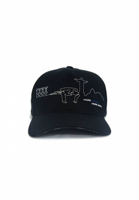 More Roll Cap - Black
