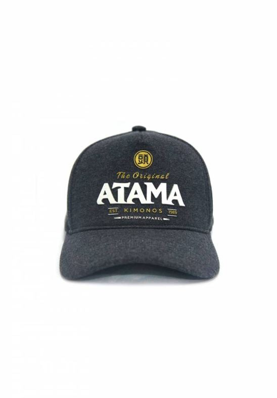 Atama Original Cap - Dark Grey