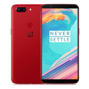 OnePlus 5T 4G Phablet 6.01 inch Android 7.1 Snapdragon 835 Octa Core 2.45GHz 8GB RAM 128GB ROM 16.0MP + 20.0MP Dual Rear Cameras Full Optic AMOLED Screen Fingerprint Scanner