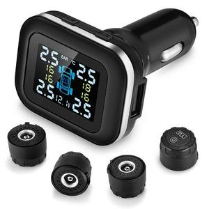 Tire Pressure Monitoring System / Cigarette Lighter Plug