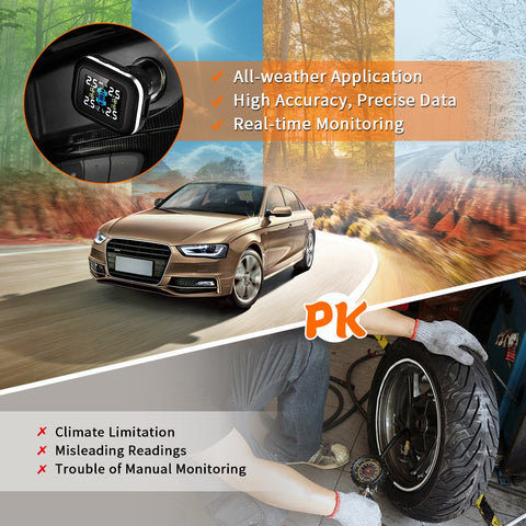 Image of Tire Pressure Monitoring System / Cigarette Lighter Plug