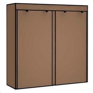 Folding Portable Cloth Wardrobe Storage Cabinet