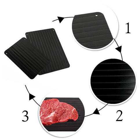 Image of RapidThaw™ Thawing & Defrost Meat Tray