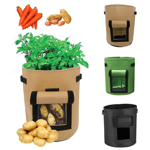 Potato Pot Greenhouse  Grow Bags