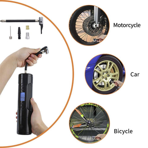 Image of Rechargeable Tire Air Pump