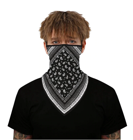 Image of ScarfFace™ Face & Neck Washable Mask | 35% Off Today Only!!