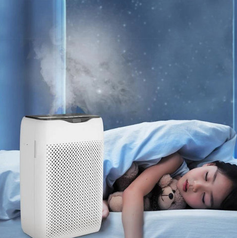 4 Layer Protect Air Purifier with HEPA filter | 18% Off Today Only!