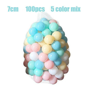 Baby Playpens Balls - Candy Bits Soft Playpen Air Toy Balls | 100pcs Set