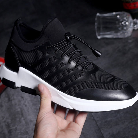 Image of Bag & Shoes / Men's Shoes / Casual Shoes - Casual Leather Sporting Shoe