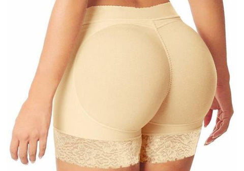 Image of Body Shaper - Womens Padded Underwear Panties Body Shaper | Butt And Hip Booty Enhancer