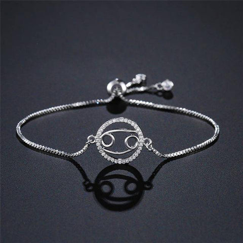 Image of Bracelet - Zodiac Bracelets & Bangles For Women