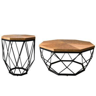 Image of Designer Coffee Table - Louis Fashion Coffee Table | Modern Small Apartment Designer Furniture