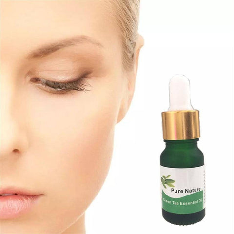 Image of Essential Oil - FRIJAN™ Green Tea Skin Moisturizer Essential Oil Wrinkle Repair