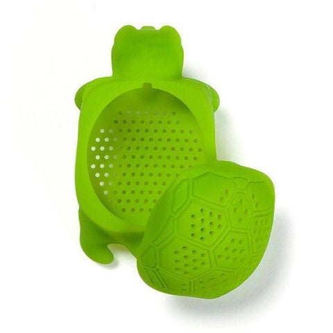 Image of Kitchenware, Teas Infuser, Tea Diffuser - TurtleTea™ Reusable Tea Filter Infuser