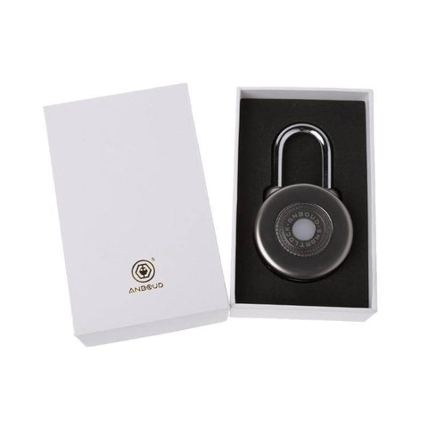 Locks - Electronic Wireless Keyless Smart Bluetooth Padlock