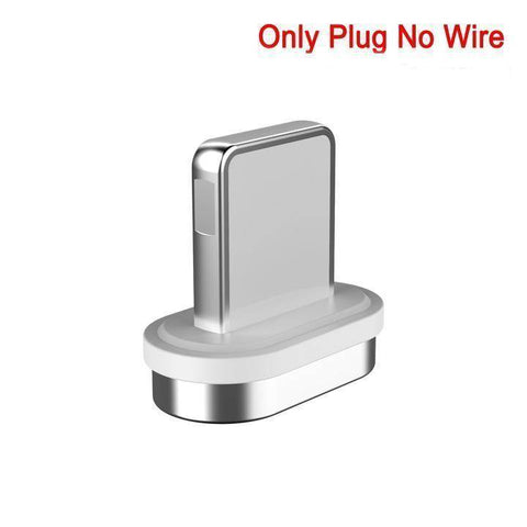 Mobile Phone Cables - Magnetic Charging Micro USB Cable For Samsung Xiaomi IPhone