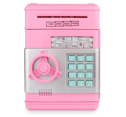 Image of Money Boxes - Electronic ATM Piggy Bank For Children