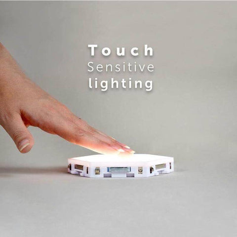 Image of Night Lights - Quantum Light Touch Sensitive Night Lamp