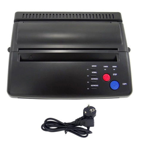 USB Tattoo Stencil Maker Transfer Machine