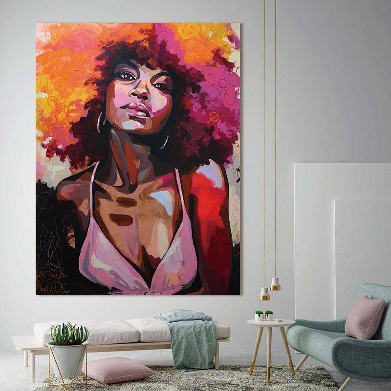 Painting & Calligraphy - Beautiful Women Wall Art | Home & Office Decor