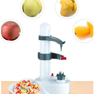 Peelers & Zesters - Electric Multi-function Fruit And Vegetable Peeler