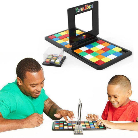 Puzzles - RubiksRace™ | Parent-Child Interaction Educational Toy Puzzle