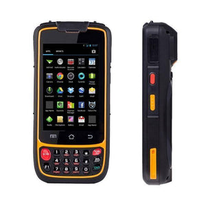 Wireless Handheld Mobile Computer 1D / 2D Barcode Scanner QR Code Reader with 4G WIFI Bluetooth GPS Camera