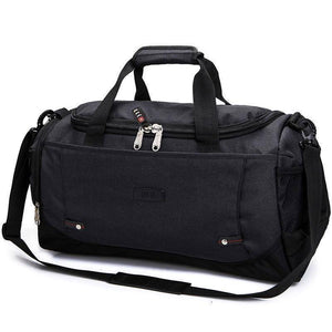 Large Capacity Anti-Theft Travel Duffel Luggage Bag