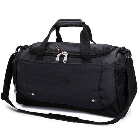 Travel Bags - Large Capacity Anti-Theft Travel Duffel Luggage Bag