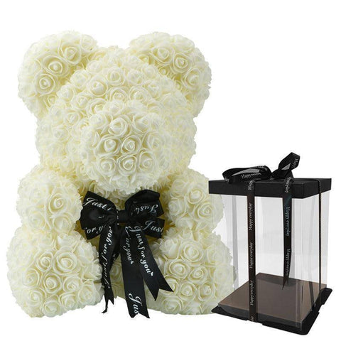 Image of Valentine's Gift - Valentine's Day Rose Teddy Bear